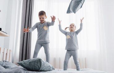 Escolher colchão para crianças